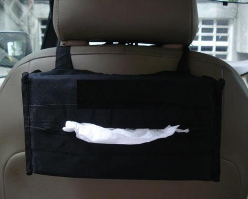 Car Accessories Back Seat Tissue Box Manufacturer From