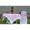 Rfi Pink Colorful Table Cloth