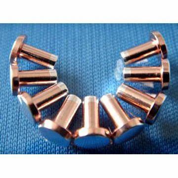 Tri-Metal Electrical Contact