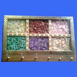 Gemstone Key Hanger