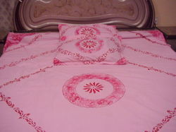 Bed Sheets, Bed Linen U0026 Bedspreads | Victory Textile Marketing In Hyderabad  | ID: 2032792230