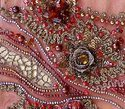 Sequins Embroidery Sarees