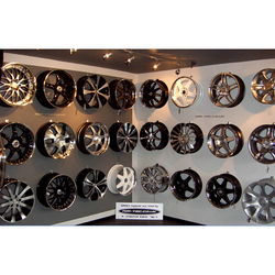 Chrome Alloy Wheels At Best Price In India