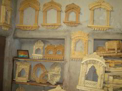 Wooden Jharokha Designs