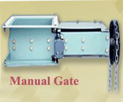 Manual Gate / Pneumatic Sliding Gate