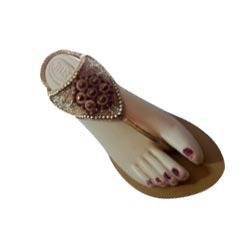 31cfed23c2 Exporter of Ladies Flat Slippers   Girls Sandals by HB Footwear