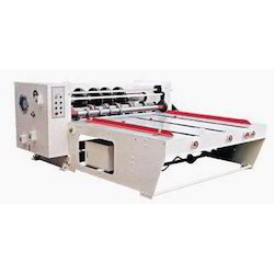 Paper Slotting, Slitting And Creasing Machine