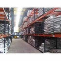 Rack Supported Warehouses