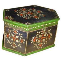 Hexagonal Shape Boxes M-7616