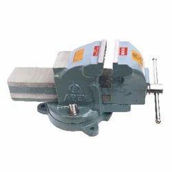 APEX Code 740S - Heavy Duty Bench Vice (Double Rib)