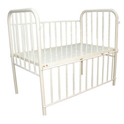 Stainless Steel Baby Bed