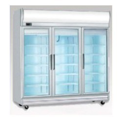 3 Door Display Chiller