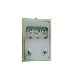 Semi Automatic Medical Gas Control Panel