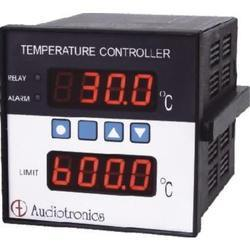 Universal Temperature Controller With Dual Relay Output