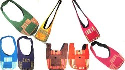 Smart Hand Bags With Outside Pocket