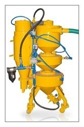 Synco Vacuum Blasting Machines, 1.5 Hp, Production Capacity: 1 Ton