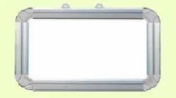 Framed White Laminated Board