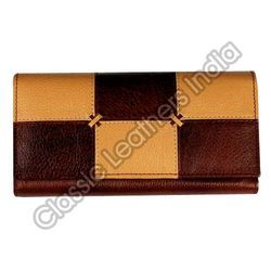Soft Leather Ladies Wallets