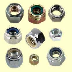 Self Locking Nut >> Self Locking And Nylon Insert Lock Nuts