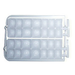 Twist Ice Tray - View Specifications & Details of Plastic Ice Tray