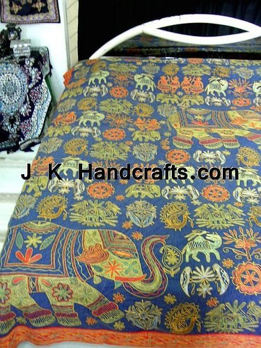 Tribal Bed Spread