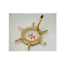 Compass with Pen Holder