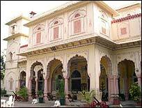 Narain Niwas Palace.