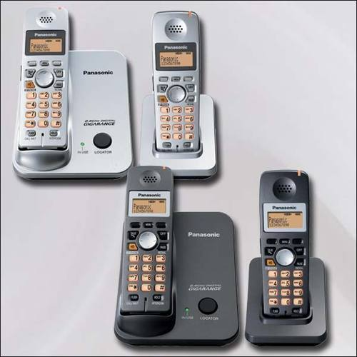 Panasonic Cordless Phones View Specifications Details Of