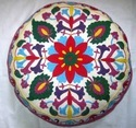Decorative Suzani Floor Pillow Covers