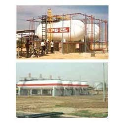 LPG-Propane-Ammonia Bulk Storage Installation