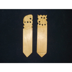 Wooden Book Mark
