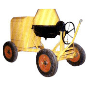 6 Hp Manual Concrete Mixer Capacity 7 5 Cft