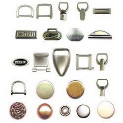 Bag Accessories - Metal Buttons Manufacturer from Delhi