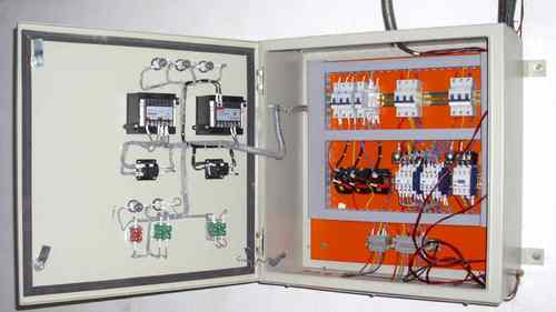 electrical panels motor control circuit panels. Black Bedroom Furniture Sets. Home Design Ideas
