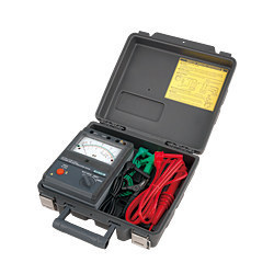 KEW-3123 A Analog High Voltage Insulation Tester