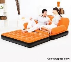 Phenomenal 5 In 1 Air Sofa Bed Living Room Plastic Furniture Gwi Ibusinesslaw Wood Chair Design Ideas Ibusinesslaworg