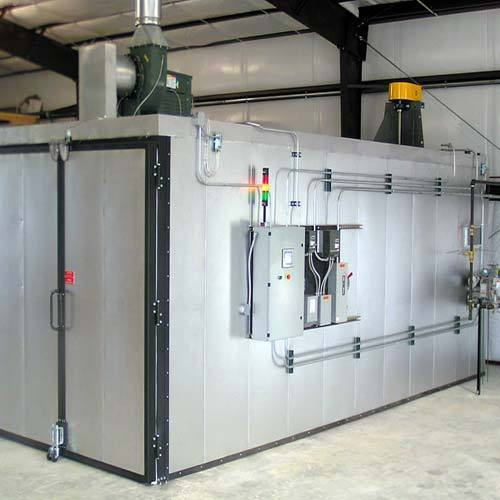 Powder Coating Ovens Curing Oven Manufacturer From Noida