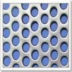 Mild Steel Perforated Sheet Ms Perforated Sheet