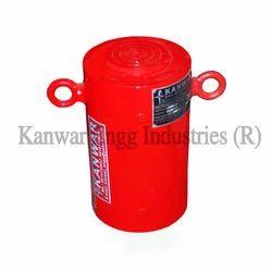 Hydraulic Double Acting Plain Ram Cylinder