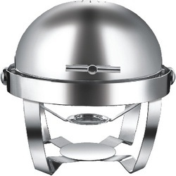 15L Round Rolltop Chafing Dish