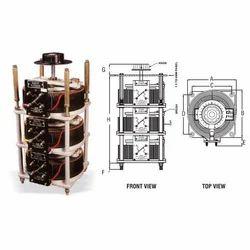 3 Phase Open Flush Type Transformer