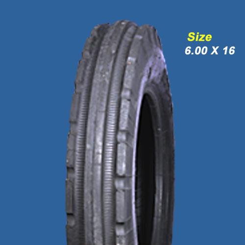 ASHA Rubber Front Tires