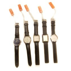 Leather Wrist Watches
