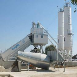 Mobile Batching & Mixing Plants