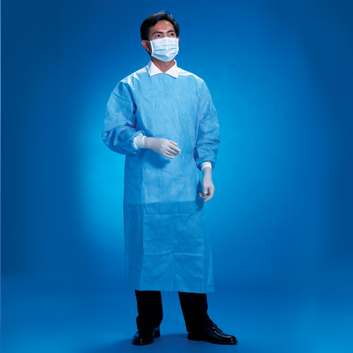 Surgical Reinforced Gown