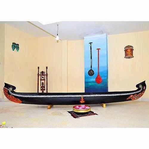 Kerala Boat Thoni Hastakala Creations Manufacturer In Glendale