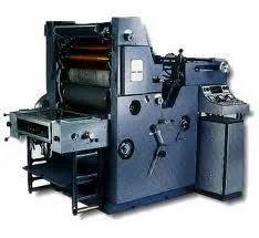 Browsers Printing Machine
