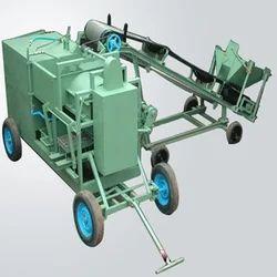 Clay Brick Moulding Machine