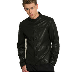 Modern Leather Jacket Exporter from Mumbai