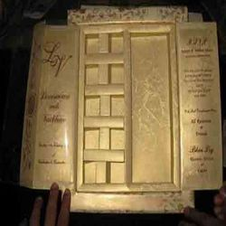 Wedding Invitation Card Box View Specifications Details